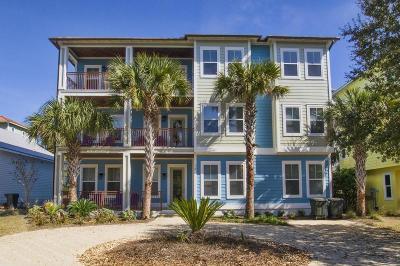 Santa Rosa Beach FL Single Family Home For Sale: $929,000