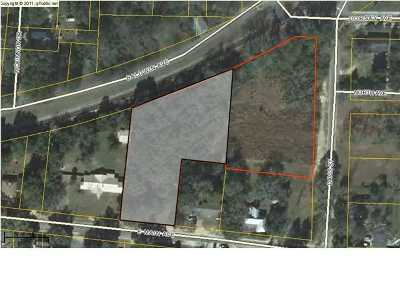 Defuniak Springs FL Commercial For Sale: $15,000