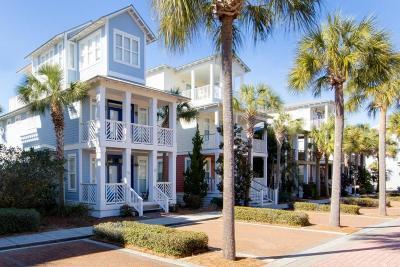 Seacrest Single Family Home For Sale: 61 Seacrest Beach Boulevard