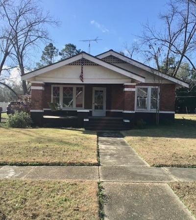Other Single Family Home For Sale: 613 W. Pullum Street, Samson, Al
