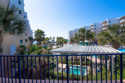 Destin, Fort Walton Beach, Santa Rosa Beach Condo/Townhouse For Sale: 1110 Santa Rosa Boulevard #UNIT A21