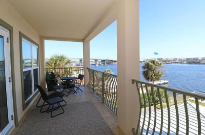 Destin, Fort Walton Beach, Santa Rosa Beach Condo/Townhouse For Sale: 187 SE Brooks Street #UNIT B30