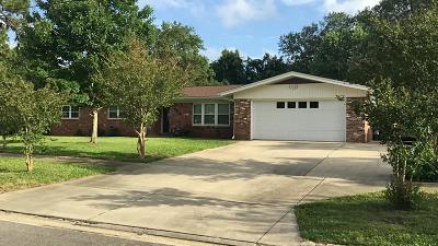 Fort Walton Beach Single Family Home For Sale: 603 NE Golf Course Drive