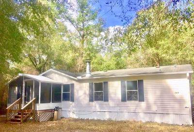 Crestview Single Family Home For Sale: 6109 Lake Ella Road
