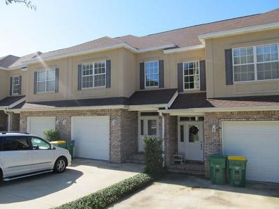 Niceville Condo/Townhouse For Sale: 415 Nathey Avenue