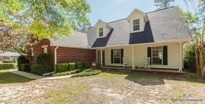 Single Family Home For Sale: 195 Country Club Drive