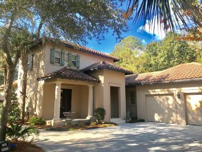 Destin FL Single Family Home For Sale: $899,000