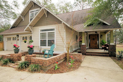 Crestview Single Family Home For Sale: 1545 Texas Parkway