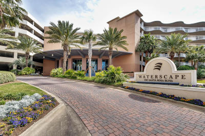 Fort Walton Beach Condo/Townhouse For Sale: 1110 Santa Rosa Boulevard #UNIT A21