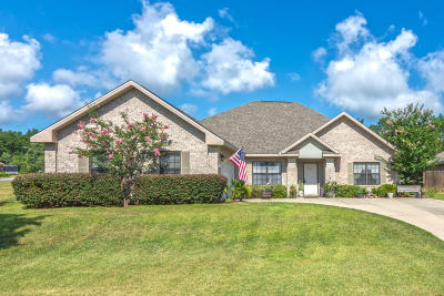 Crestview Single Family Home For Sale: 3267 Chapelwood Drive