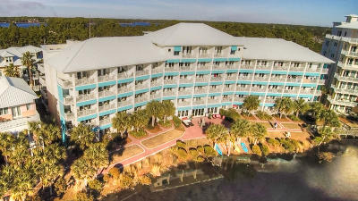 Panama City Beach Condo/Townhouse For Sale: 114 Carillon Market Street #110