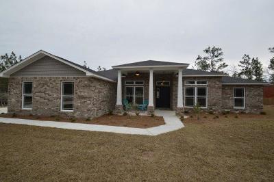 Laurel Hill Single Family Home For Sale: 6509 Welannee Boulevard