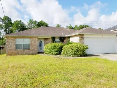 Crestview Single Family Home For Sale: 339 Peggy Drive