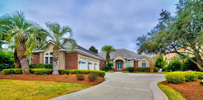 Destin Single Family Home For Sale: 320 Sand Myrtle Trail