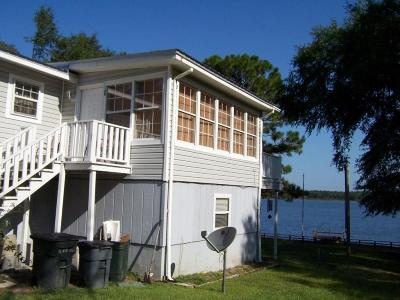 Defuniak Springs Single Family Home For Sale: 199 Wilderness
