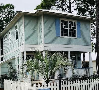 Santa Rosa Beach Single Family Home For Sale: Lot 58 Highland Parks