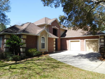 Crestview Single Family Home For Sale: 2648 Brodie Lane