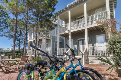 Inlet Beach Single Family Home For Sale: 143 Woody Wagon Way
