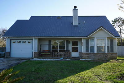 Crestview Single Family Home For Sale: 4809 Young Road