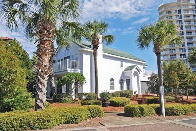 Destin Single Family Home For Sale: 3899 Sand Dune Court