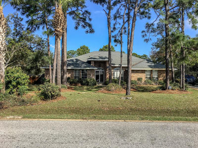 Santa Rosa Beach Single Family Home For Sale: 17 Buck Road
