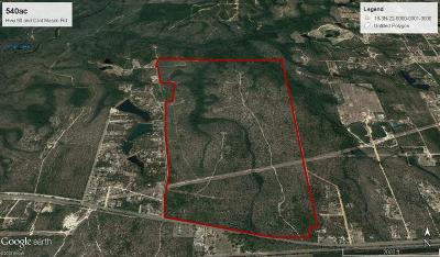 Crestview Commercial For Sale: 540 AC Hwy 90