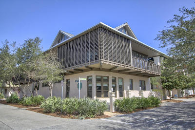 Rosemary Beach Single Family Home For Sale: 8 St George's Lane