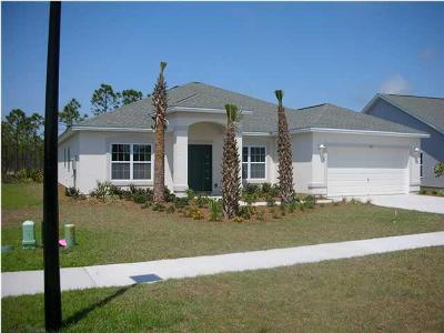 Panama City Beach Single Family Home For Sale: 237 Middleburg Drive