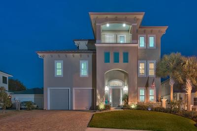 Destin Single Family Home For Sale: 65 Siesta Bluff