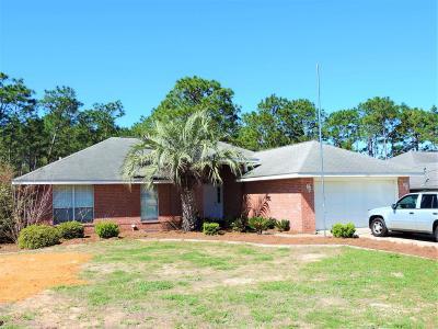 Crestview Single Family Home For Sale: 4864 Orlimar Street