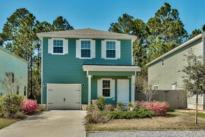 Santa Rosa Beach Single Family Home For Sale: 82 Mosaic Oaks Circle