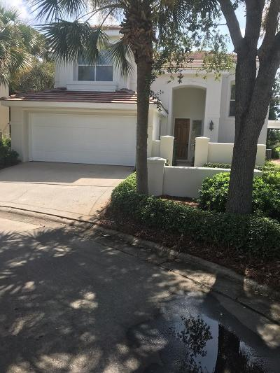 Miramar Beach Single Family Home For Sale: 8017 Legend Creek Drive