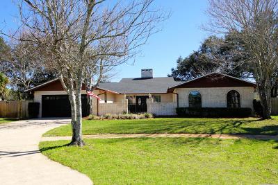 Destin Single Family Home For Sale: 15 Cahaba Lane