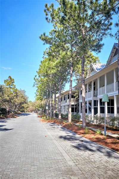 Santa Rosa Beach Condo/Townhouse For Sale: 10 E Watercolor Boulevard #UNIT 201