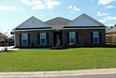 Crestview FL Single Family Home For Sale: $275,000