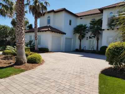 Holiday Isle Single Family Home For Sale: 522 Vera Cruz Drive