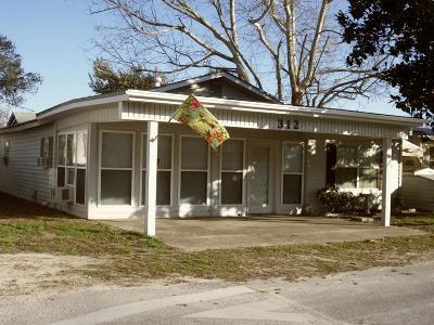 Panama City Beach Single Family Home For Sale: 312 Malaga