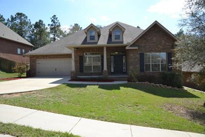 Crestview Single Family Home For Sale: 642 Red Fern Road
