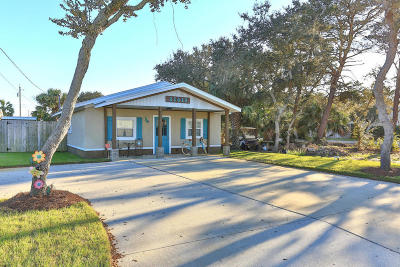 Panama City Beach Single Family Home For Sale: 21419 Sunset Avenue