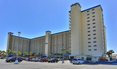 Panama City Beach Condo/Townhouse For Sale: 5801 Thomas Drive #UNIT 130