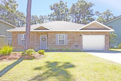 Santa Rosa Beach Single Family Home For Sale: 155 Rivercrest Circle