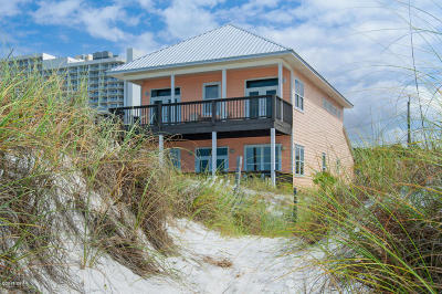 Panama City Beach Single Family Home For Sale: 9720 Beach Boulevard