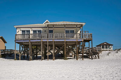 Santa Rosa Beach Single Family Home For Sale: 17 Fort Panic Road