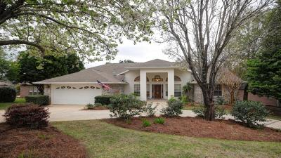 Niceville Single Family Home For Sale: 1024 Lake Way Drive