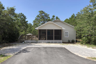 Santa Rosa Beach Single Family Home For Sale: 272 Blue Gulf Drive