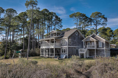 Grayton Beach, Blue Mountain Beach, Dune Allen Single Family Home For Sale: 119 Oyster Lake Drive