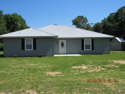 Crestview Single Family Home For Sale: 3347 Airport Road