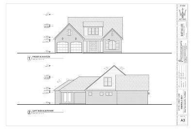 Miramar Beach Single Family Home For Sale: Lot 23 Cobalt Lane