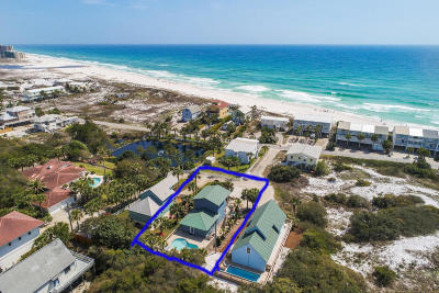 Inlet Beach Single Family Home For Sale: 29 Magnolia Dunes Drive