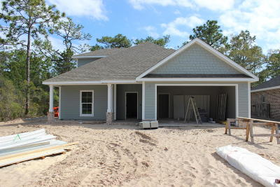 Santa Rosa Beach Single Family Home For Sale: Lot 15 Forest Park Drive